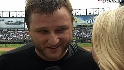 Buehrle discusses perfect game