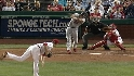 Ankiel's RBI double