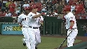 Quinlan&#039;s two-run homer