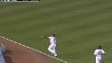 Furcal's heads-up catch