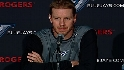 Halladay reflects on being a Jay