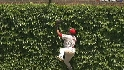 Taveras' leaping catch