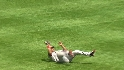 Dickerson's diving catch