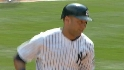 Jeter&#039;s two-run shot