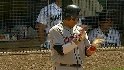 Martinez&#039;s RBI single