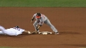 Guthrie picks off Ellsbury