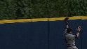 McLouth&#039;s great catch