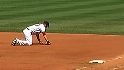 LaRoche's diving snag
