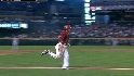 Parra's two-run homer