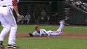 Whitesell&#039;s diving stop