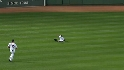 Ellsbury's sliding catch