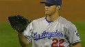 Kershaw's scoreless start