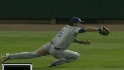 Ethier's sliding catch