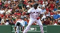 Ortiz comes to the plate
