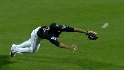 Tatis' diving catch