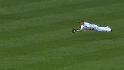 Nix's diving catch
