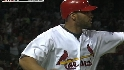Holliday&#039;s game-tying double