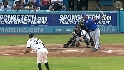 Lee's two-run single