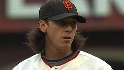 Lincecum&#039;s dominant start
