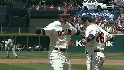 Sizemore's two-run shot