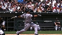 Melky hits for the cycle