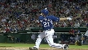 Saltalamacchia's two-run homer