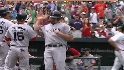Drew&#039;s three-run double