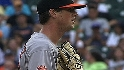 Matusz&#039;s stellar MLB debut