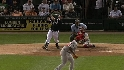 Thome's three-run shot