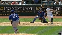 Davis&#039; RBI double