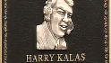 Kalas inducted to Wall of Fame