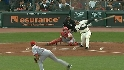 Molina&#039;s two-run homer