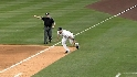 Teixeira&#039;s slick defense