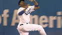 Kemp's leaping grab
