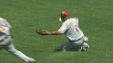 Gonzalez&#039;s great catch
