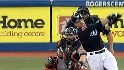 Scutaro&#039;s two-run homer
