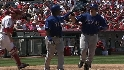 Teagarden's two-run shot