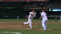 Oeltjen&#039;s leadoff homer