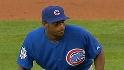 Caridad&#039;s big league debut
