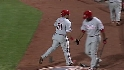 Phils walk ahead in eighth