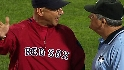 Francona's ejection