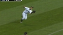 Ichiro&#039;s running grab
