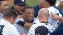 Cano's walk-off hit