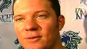 Peavy on his rehab start