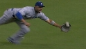 Kemp&#039;s diving catch