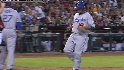 Furcal scores on an error