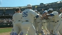 Ellis&#039; walk-off homer