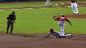 Escobar&#039;s unassisted double play