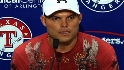 Pudge meets media in Texas