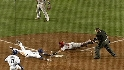 Loney slides in safely